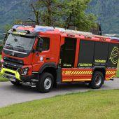 Fuhrpark der Feuerwehr Thüringen modernisiert