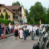 Sandarfäscht startet zum 50. Mal in Lustenau