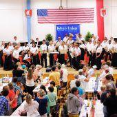 Jugendorchester aus den USA gastiert in Fußach