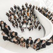Symphonieorchester in der Marktgasse