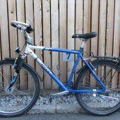 Zwei Bikes gestohlen