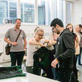 Junge Wilde: Die Kunst, Textil neu zu denken