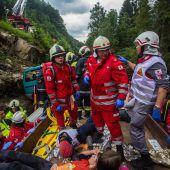 Rettungsdienst und Flüchtlinge