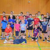 Badminton-Verein setzt auf Nachwuchs