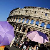 Tourist stirbt vor Kolosseum