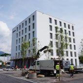 Neuer Interpark-Bau in Röthis wird jetzt bezogen