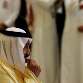 Saudi-Arabien kämpft um seine Vorherrschaft