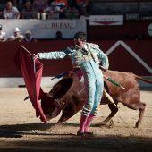 Bulle tötet Stierkämpfer