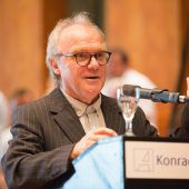 Köhlmeier erhielt Preis der Adenauer-Stiftung