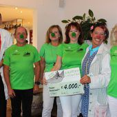 Loufa und Healfa: 13.000 Euro für den guten Zweck