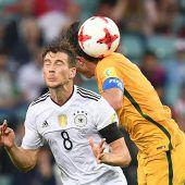 3:2 – Deutsche besiegen Aussis