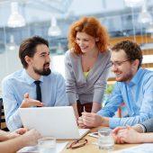 Mitarbeiter übernehmen mehr Verantwortung
