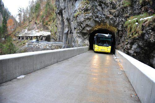 Auch der Busverkehr wird beeinträchtigt. ha