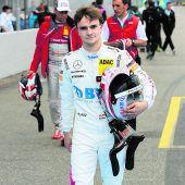 Lucas Auer soll für Force India testen