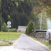 Asphaltbelag für Illstraße