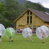 Wälder Kicker-Fest in der Bubble