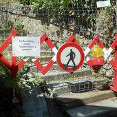 Meißnerstiege in Bregenz wird ab August saniert