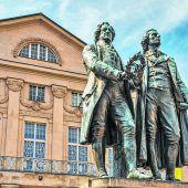 Die Kulturstadt Weimar und ihr reiches Erbe