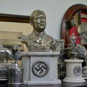 Nazi-Relikte in Buenos Aires beschlagnahmt
