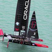 Oracle holte sich den Bonuspunkt fürs Finale