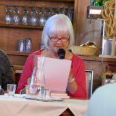 Literarische Werkstatt im Café Ulmer
