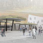 Bahnhofsareal wird zu moderner City
