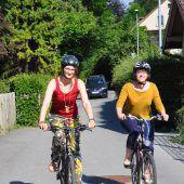 Bludenz setzt Maßnahmen für Radfahrer