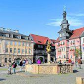 Auf den Spuren von Bach und Luther