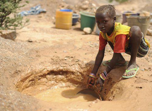 In Afrika sei die Lage dem Bericht zufolge besonders prekär. APA