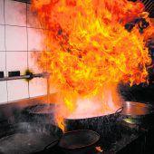 Brandverhütung im Haushalt