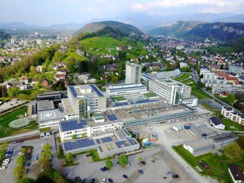 Ab dem Frühjahr 2021 wird am LKH Feldkirch weitergebaut. Uysal