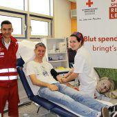 Blutspender retten Menschenleben