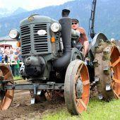 Ein Fest für Traktorenliebhaber
