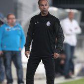 Mählich Trainer in Wr. Neustadt