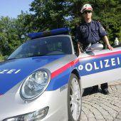 Ein Porsche 911 für die Polizei