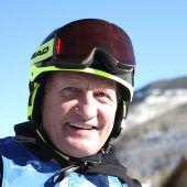 Franz Klammer Skirennläufer, Olympiasieger