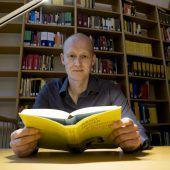 Arno Geiger erhält den Alemannischen Literaturpreis