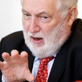 FRANZ FISCHLER Ex-EU-Kommissar, Präsident des Europäischen Forums Alpbach