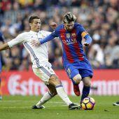 Messi schwärmt von Ronaldo