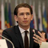 Sebastian Kurz ÖVP-Chef, Außen- und Integrationsminister