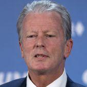 Reinhold Mitterlehner Ehemaliger Vizekanzler, ÖVP