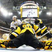 Penguins auf dem Weg Richtung fünfter NHL-Titel in der Vereinsgeschichte
