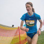 Andrea Mayr bei EM in Slowenien mit Medaille