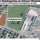 31 Container werden zu neuem Kindergarten