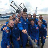 Bewerberrekord für Astronautenstellen