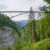 Spektakuläre Brücke mit Vorarlberger Know-how wird eröffnet