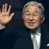 Japans Kaiser Akihito darf jetzt abdanken
