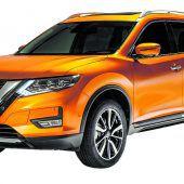 Nissan frischt den Bestseller X-Trail auf