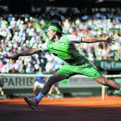Thiems Siegeslauf von Nadal gestoppt