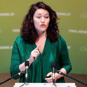 INGRID FELIPE Designierte Grünen-Chefin